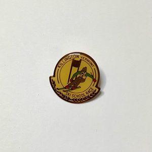 Vintage Ski Pin